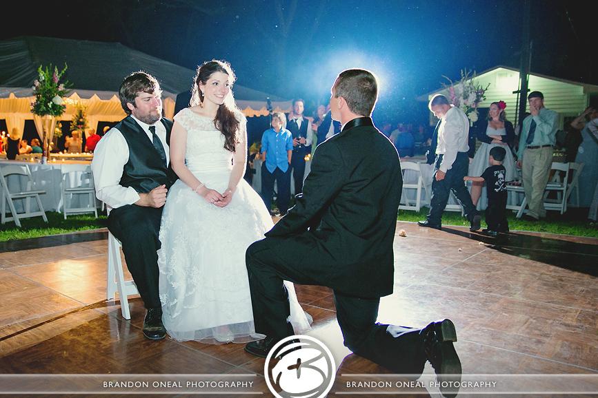 Lisa Aaron An Alexandria Wedding Brandon ONeal Photography